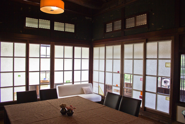 Colonial Japanese-style house, Jeonju, South Korea