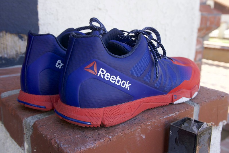 Crossfit running shoes reebok