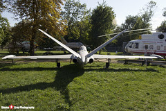 458 5-MF - 458 - French Air Force - Fouga CM-170R Magister - Polish Aviation Musuem - Krakow, Poland - 151010 - Steven Gray - IMG_9617
