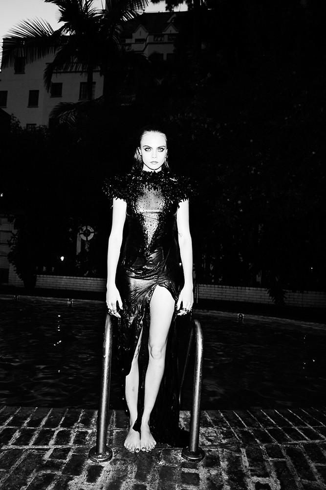 Кара Делевинь — Фотосессия для «Sunday Times Style» 2016 – 5