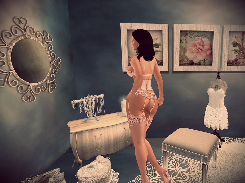 my secret boudoir