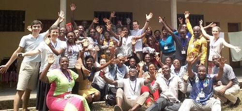 Formation chants, musique et liturgie en Côte d'Ivoire et Cameroun