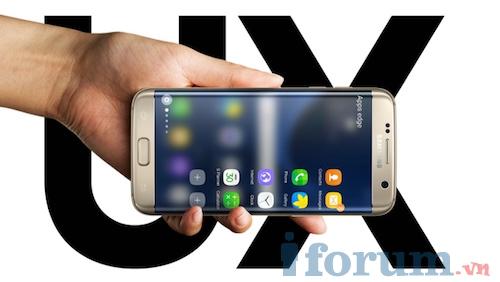Tổng hợp những tính năng chỉ có trên Samsung Galaxy S7 EDGE