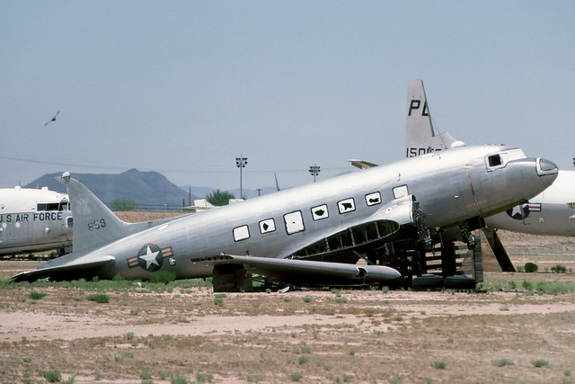 C-47D South Vietnamese Air Force