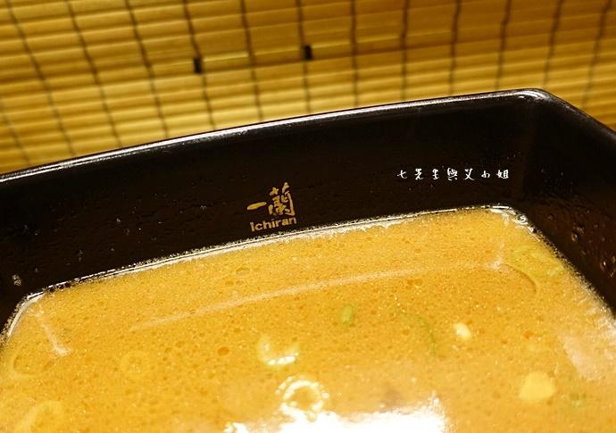 27 日本九州 一蘭拉麵 天神西店 方碗拉麵