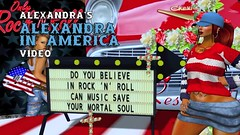 Alexandra's Alexandra in America video