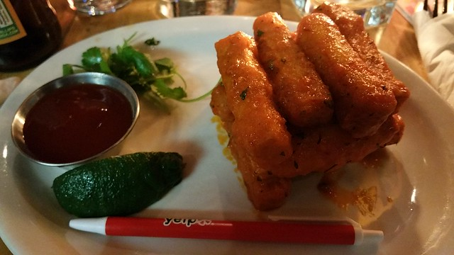 2016-Apr-5 Biercraft - tofu stix