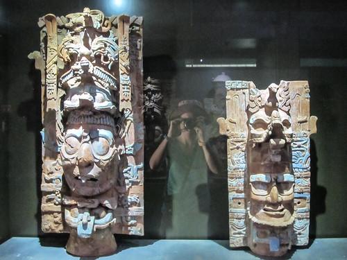 Le musée de Palenque: encensoir