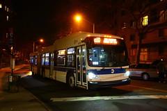 MTA Bus Company 2015 New Flyer XD60