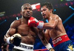Manny Pacquiao vermöbelt Timothy Bradley