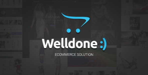 Welldone v1.3 - OpenCart theme