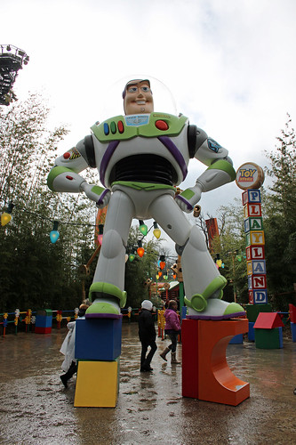 Buzz welcomes visitors