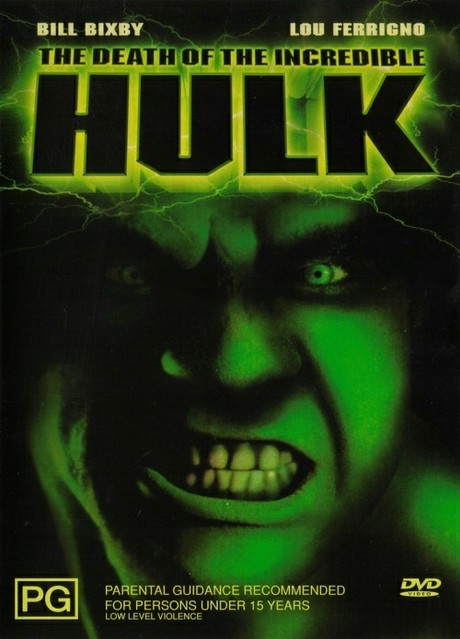 (1990) Death of the Incredible Hulk