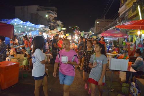 Tha Yang Night Market