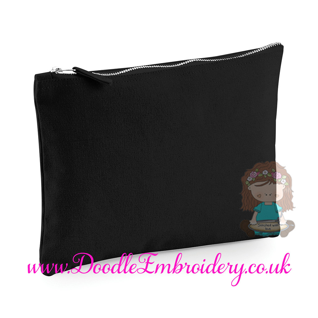 Cosmetic Bag 1 - Black