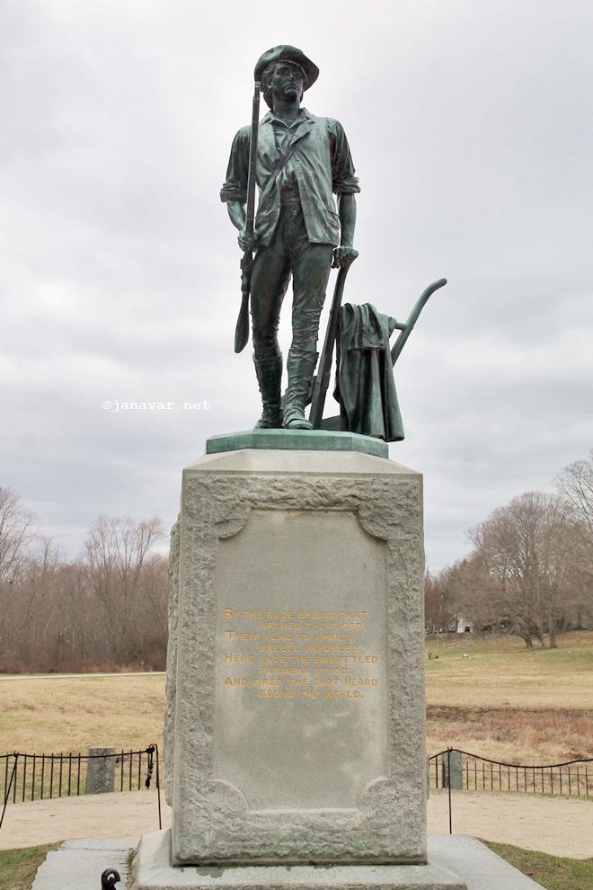 Travel: Concord, MA