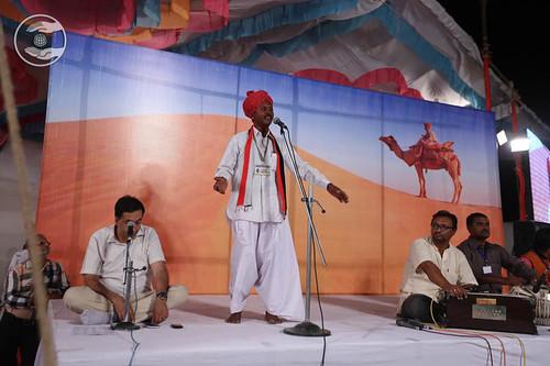 SNM branch Mukhi, Laxman Ram from Bhilon Ka Taal expresses his views