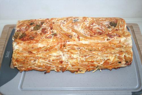 40 - Aus Form genommen / Taken from loaf pan