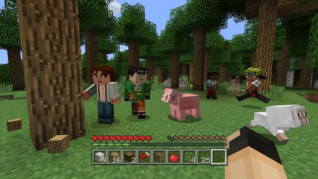 Minecraft_SkinPack_StoryMode_Shot4