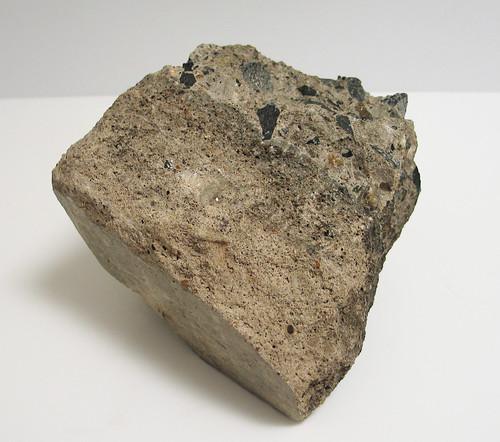 Concrete fragment of destroyed U.S. Embassy Nairobi, Kenya