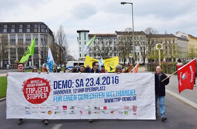 09.04.16: Mobi-Aktion: Hannover wir kommen! – TTIP & CETA STOPPEN!