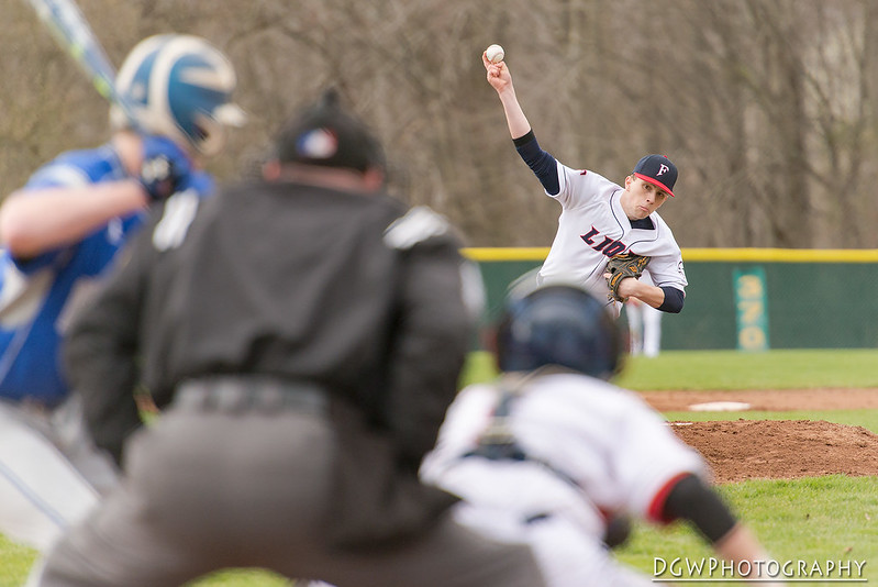 Foran High vs. West Haven - High School Baseball