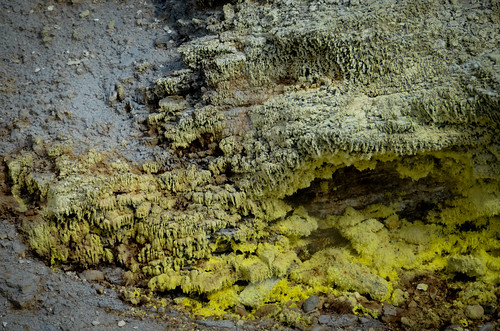 Sulfur Close Up