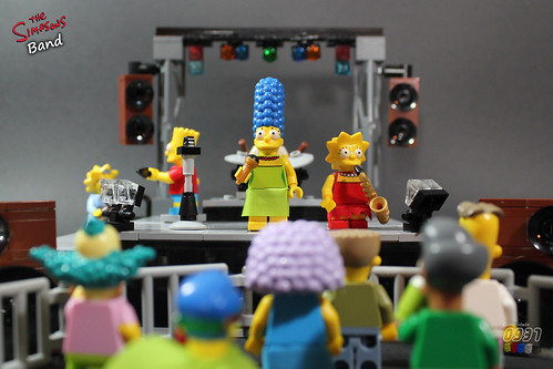Simpsons band 1