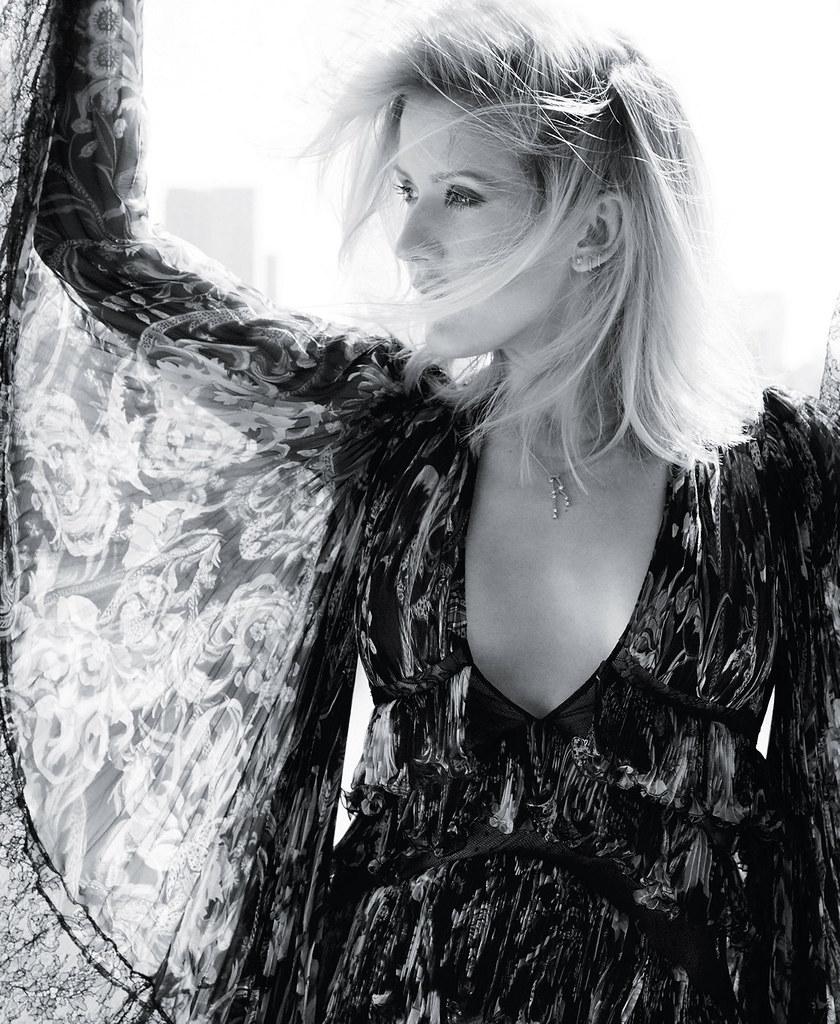 Элли Голдинг — Фотосессия для «Marie Claire» 2016 – 1