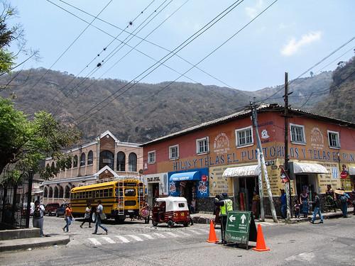 Panajachel: la Vieille Ville