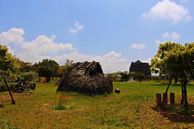 Walk to Itazuke Archeological Site