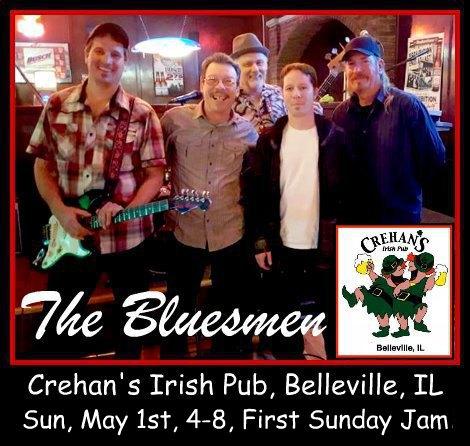 The Bluesmen 5-1-16