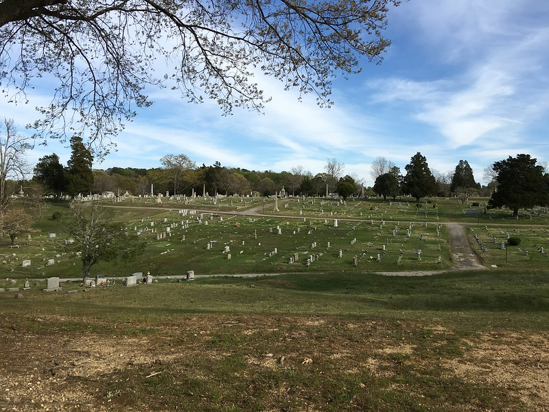 Cemetary View