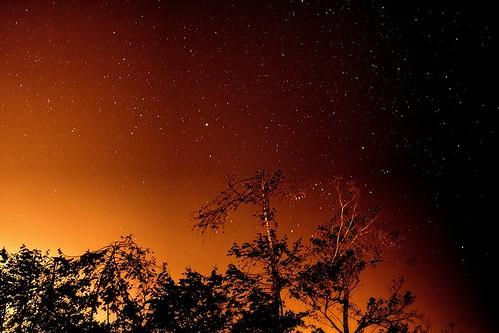 sky stars universe
