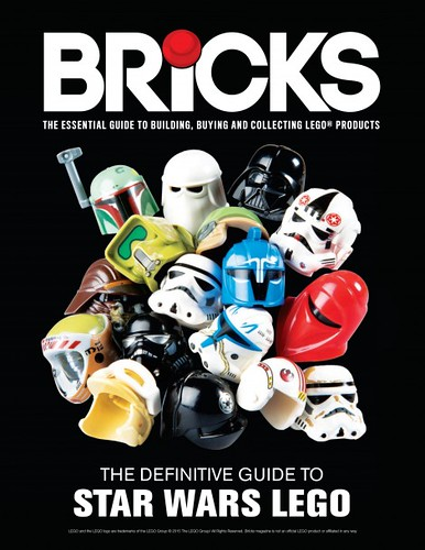 Bricks: The Definitive Guide to Star Wars LEGO