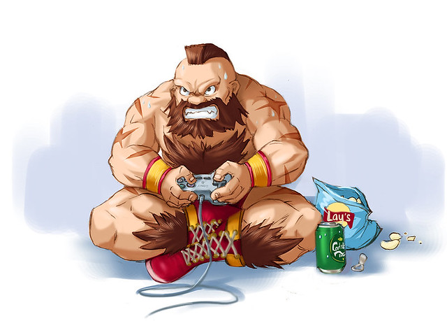 zangief_during_weekends_by_tarhoay-d5ohowa