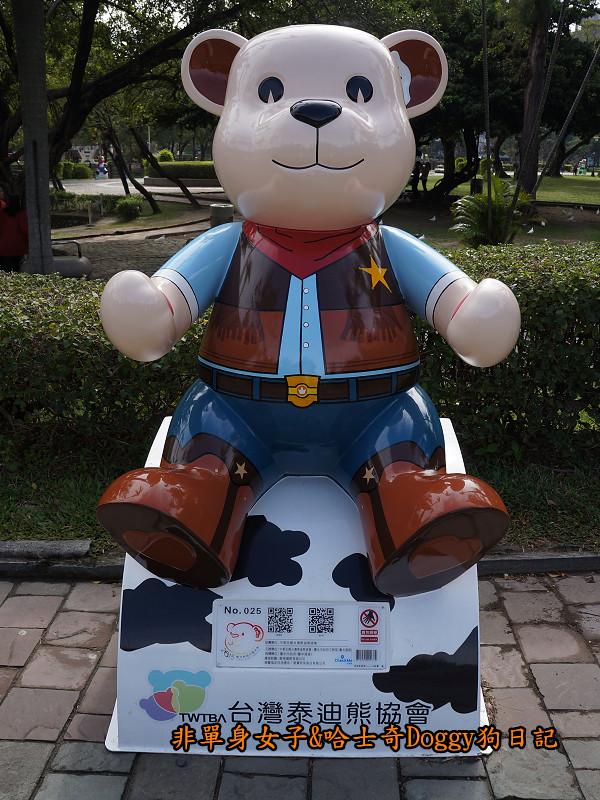 台中公園泰迪熊樂活熊嘉年華20