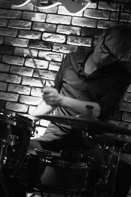 Kaze live at Cortez, Mito, 29 Jan 2016. 7M2-00307