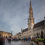 Hôtel de ville de Bruxelles - Stadhuis van Brussel