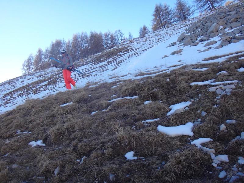 ski de randonnée cime de l'aspre
