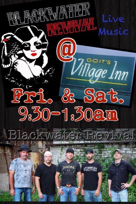Blackwater Revival 1-22, 1-23-16
