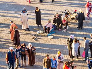 صورة Place Djemaa El-Fna.