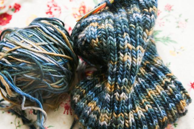 22 knitting