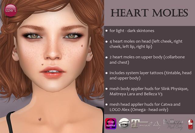 Valentine's Gift (Heart Moles)