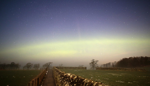 Aurora at Kelton Mains, Castle Douglas