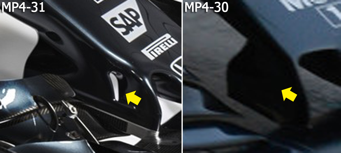 mp4-31-nose-cone