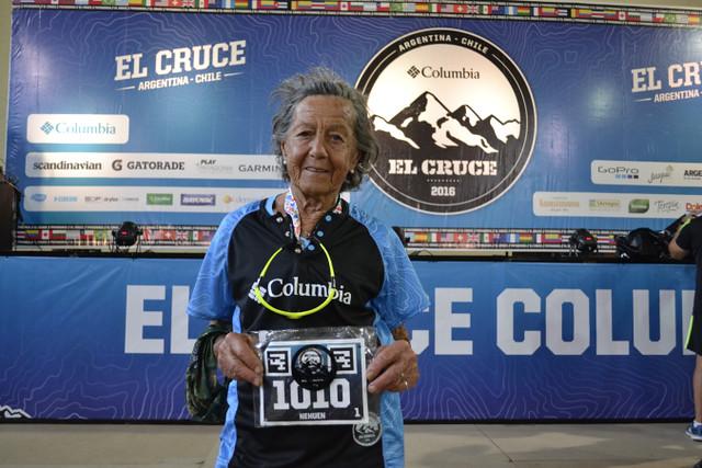 Elisa Forti El Cruce de Los Andes