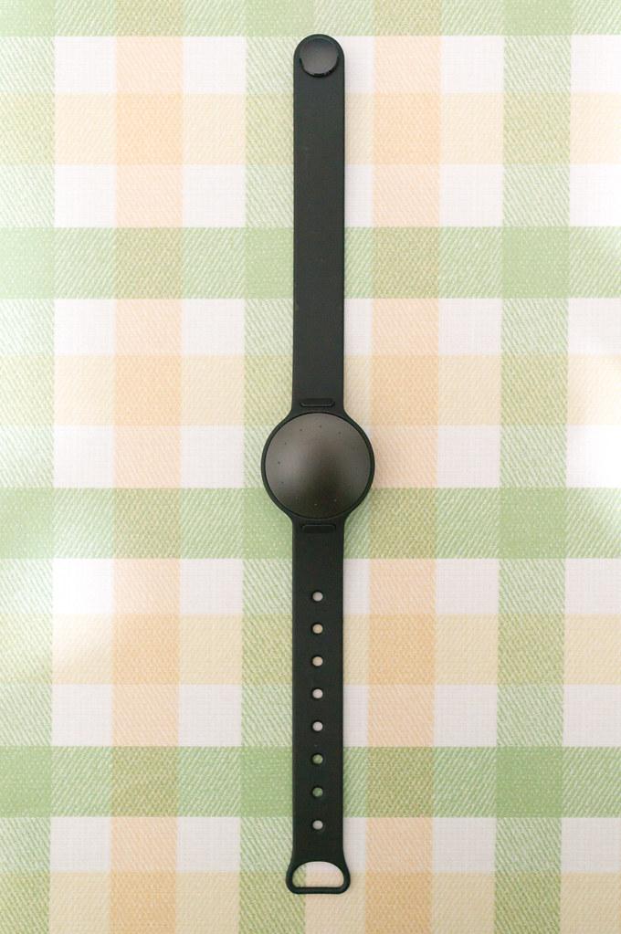 Misfit Shine2、腕時計型イメージ
