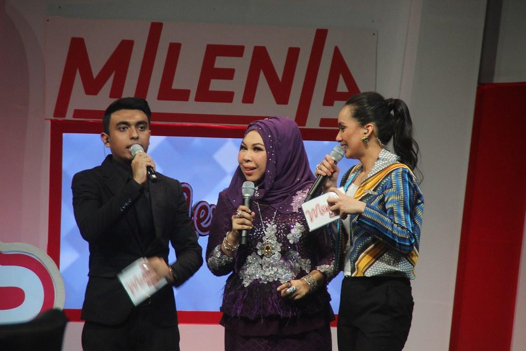 Gelagat Dato' Seri Vida dengan pengacara Issey & Marsha