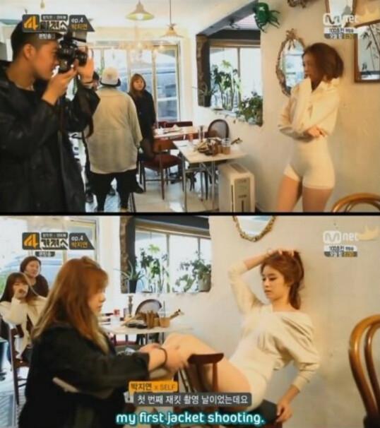 [+16] Hyomin teria tido as fotos do seu álbum alteradas contra sua vontade